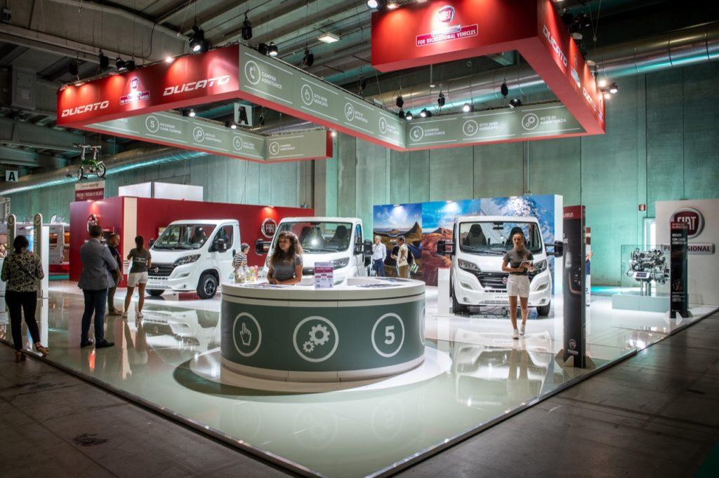 Fiat Professional - Salone del Camper 2018