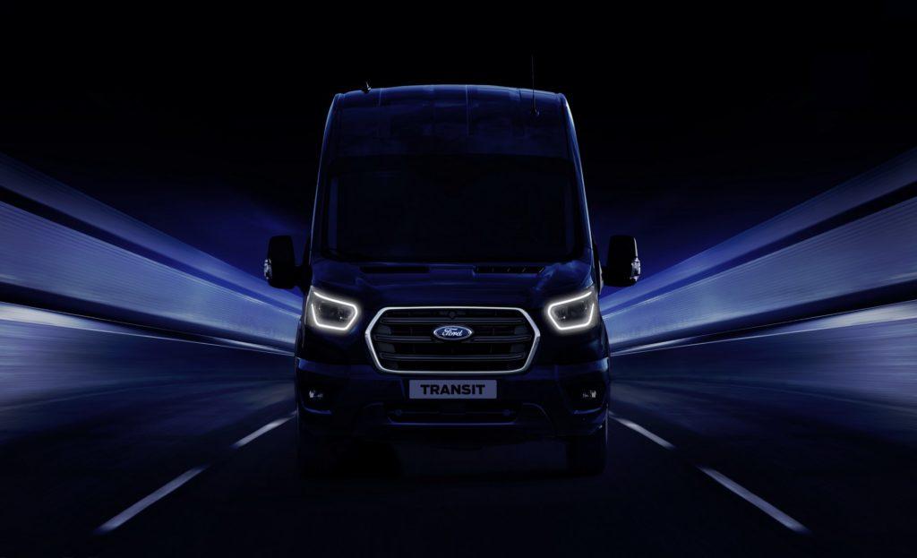 Ford Transit PHEV e mHEV: in arrivo i nuovi furgoni elettrificati [TEASER]