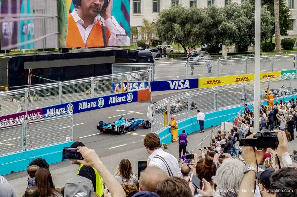 Formula E in chiaro su Mediaset per le prossime cinque stagioni