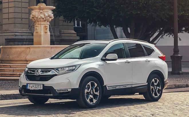 Honda: il debutto del CR-V Hybrid ed altro al Salone di Parigi 2018