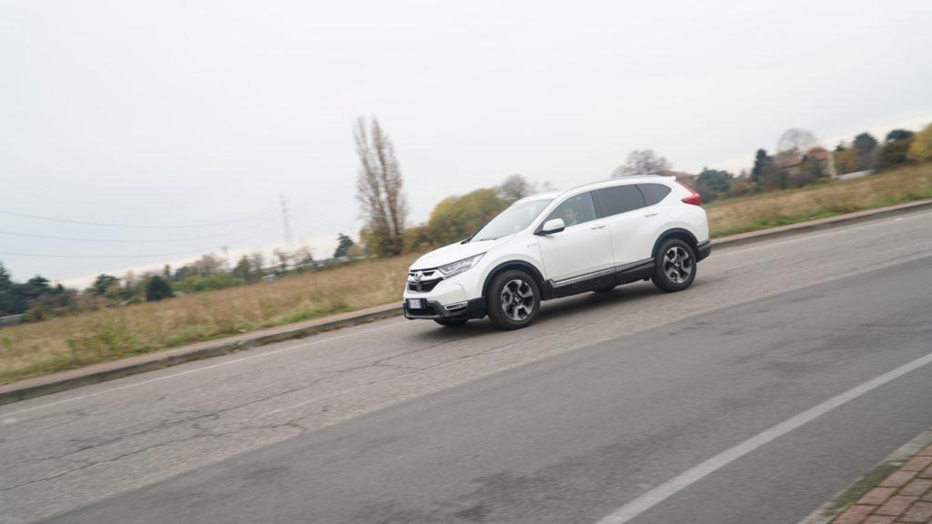 Honda CR-V Hybrid: un tour virtuale nel sistema ibrido [VIDEO]