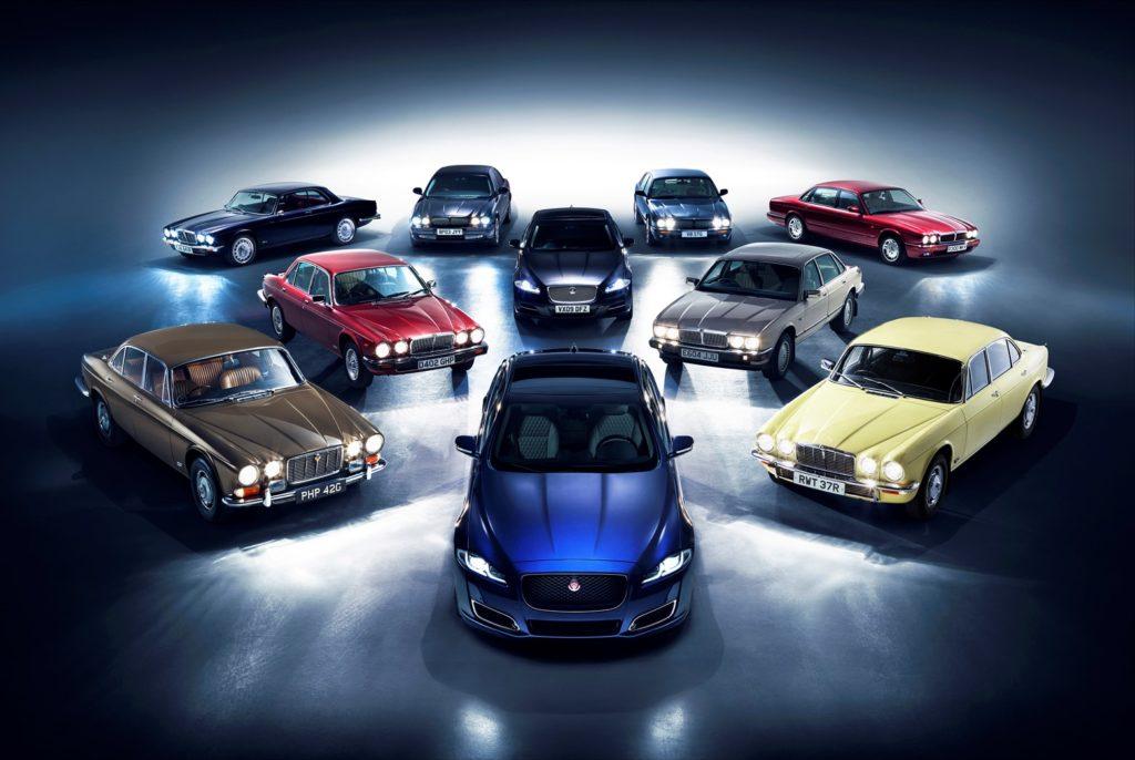 Jaguar celebrerà i 50 anni della XJ al Salone di Parigi 2018 [VIDEO]