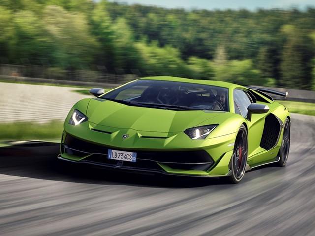 Lamborghini Aventador: l'erede godrà della tecnologia ibrida