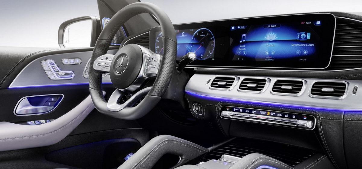 Mercedes Benz Gle 350 >> Mercedes GLE 2019, meglio il passato o un futuro con un ...
