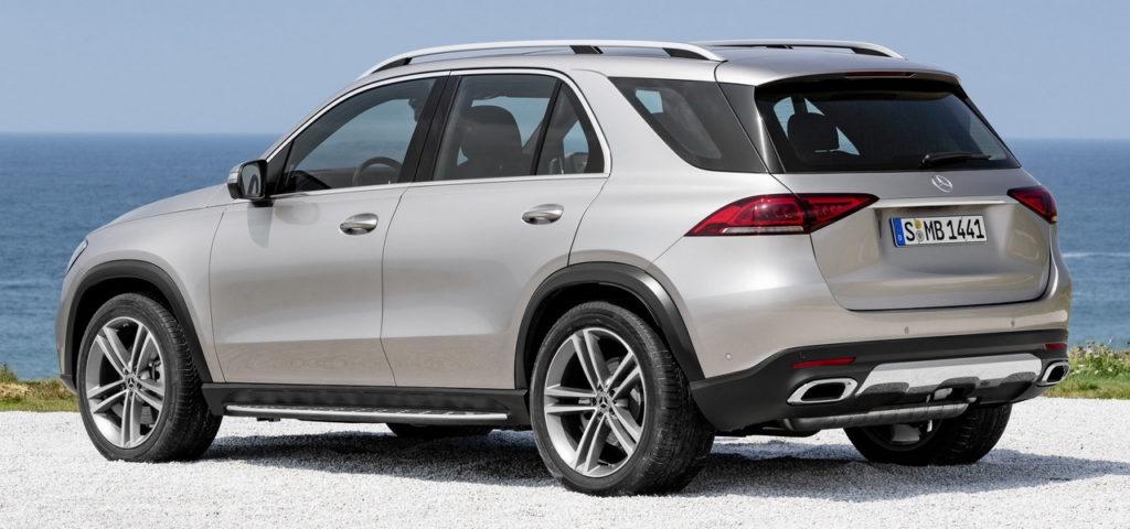 Mercedes GLE 2019, meglio il passato o un futuro con un design sempre più piatto?