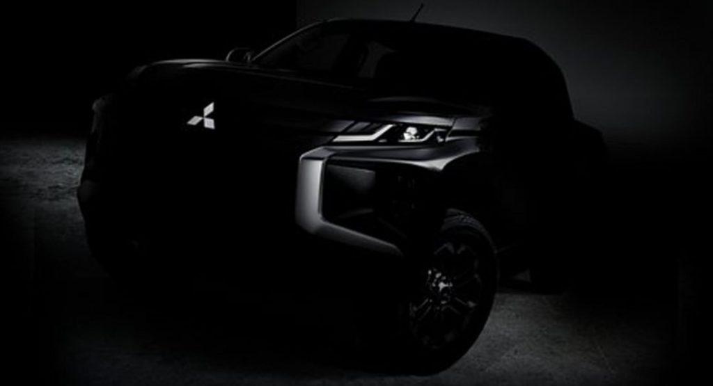 Mitsubishi L200: il restyling è alle porte [TEASER]