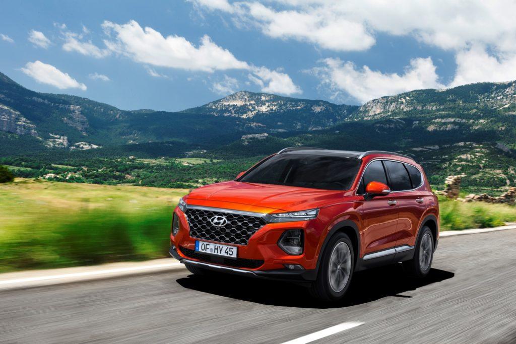 Nuova Hyundai Santa Fe debutta in Italia: listino da 50.950 euro