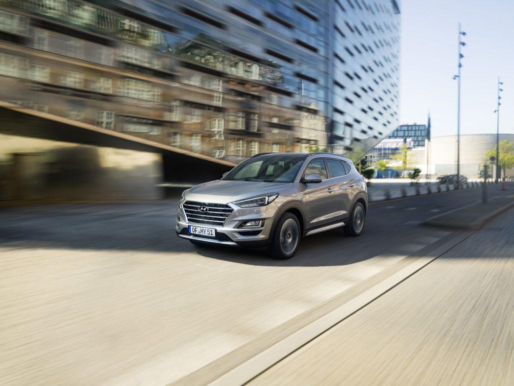 Nuova Hyundai Tucson: importante restyling nel segno del successo