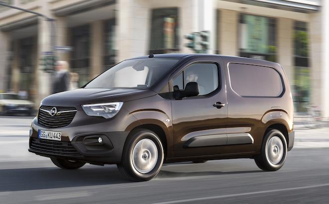 Opel Combo Cargo: via agli ordini, da 14.500 euro
