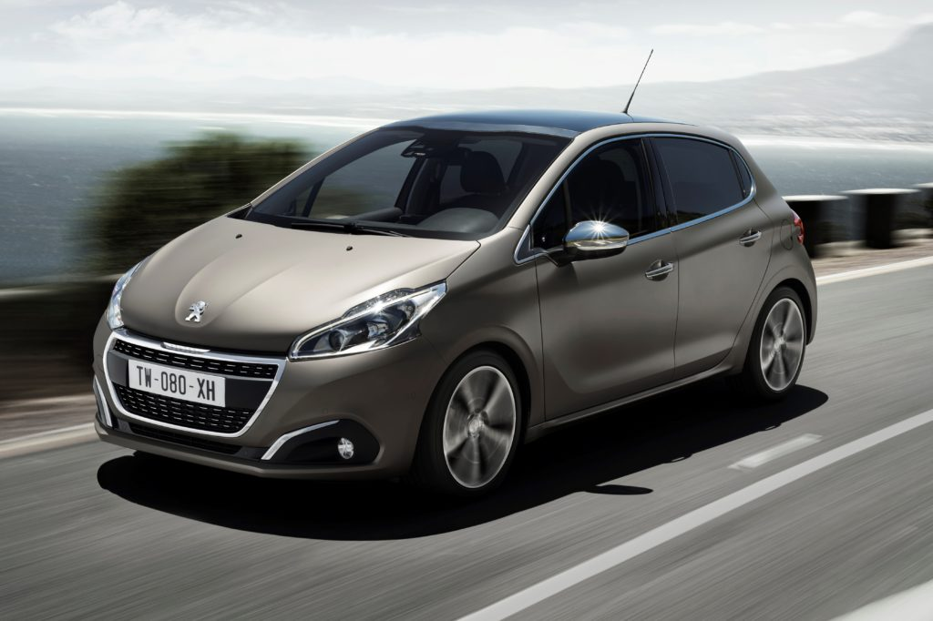 Peugeot 208 collezionista di successi sul mercato e nelle competizioni sportive