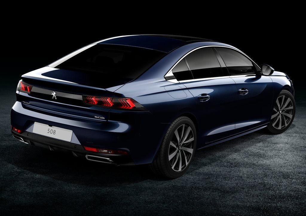 Peugeot 508: quando anche il posteriore è artefice di seduzione