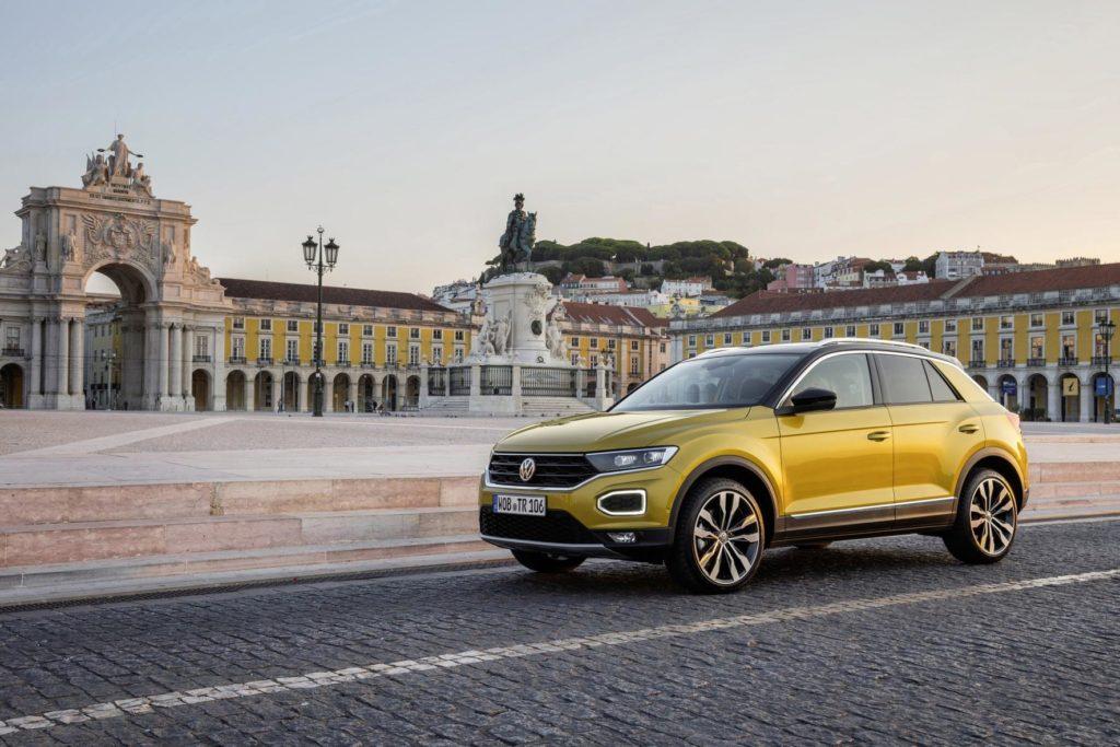 Volkswagen T-Roc: due porte aperte per presentare il nuovo motore 1.6 TDI