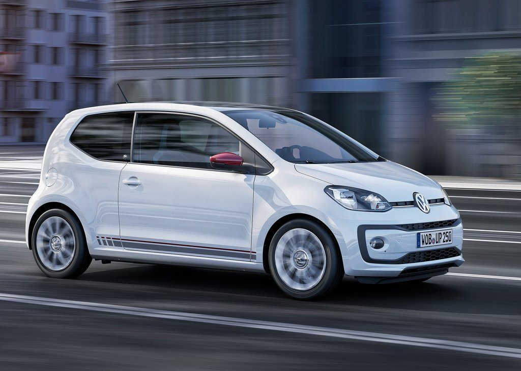 Volkswagen Up!, a settembre in promozione da 99 euro al mese