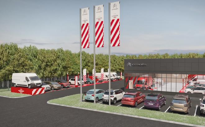 Citroen: il nuovo concept retail per i professionisti ad Hannover [VIDEO]