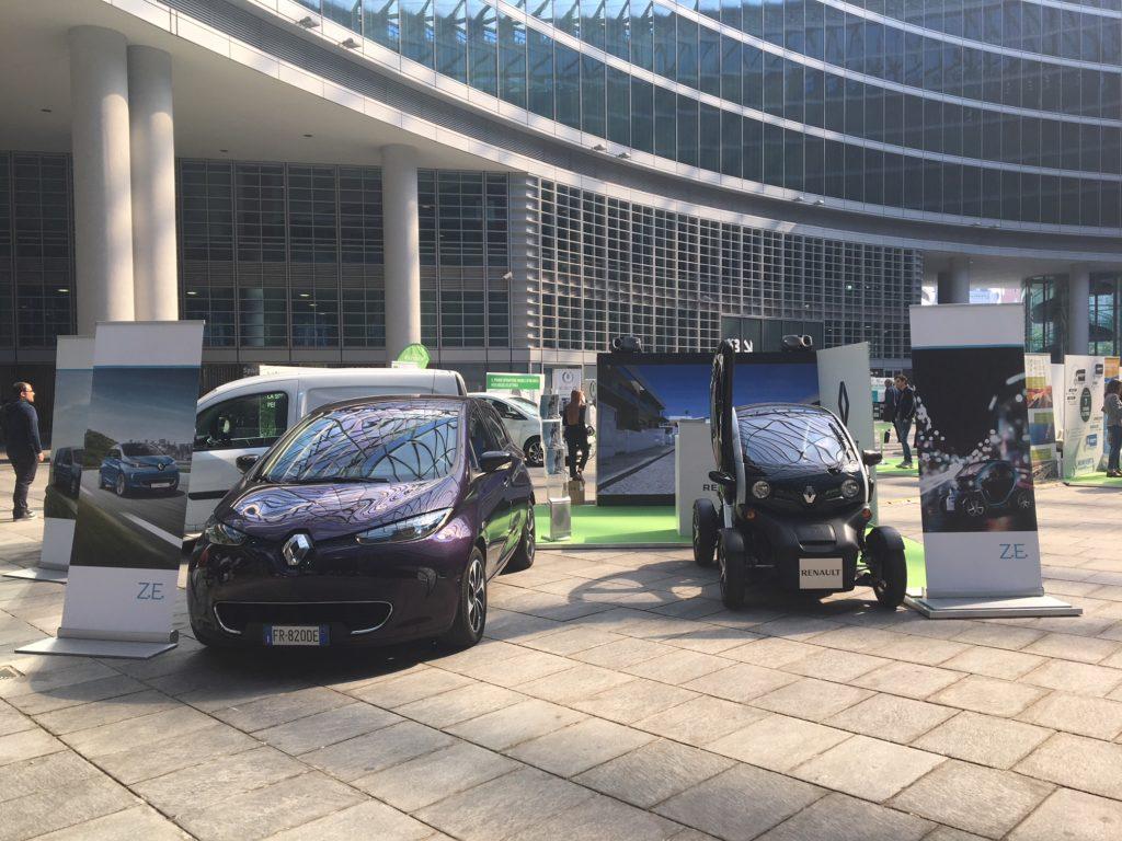 Renault è sempre più attiva nella promozione della mobilità elettrica