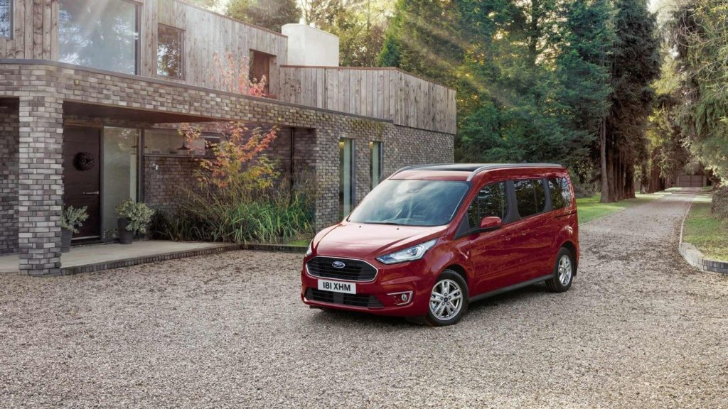 Ford Tourneo Connect: il combinato guadagna 4 stelle nei test Euro NCAP