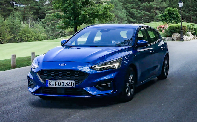 Ford Focus: il Co-Pilot360 per la sicurezza in strada [VIDEO]