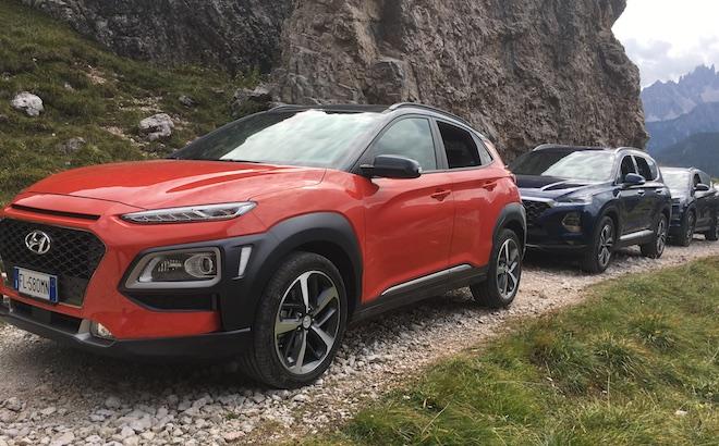 Hyundai: il rinnovamento della gamma SUV [INTERVISTA VIDEO]