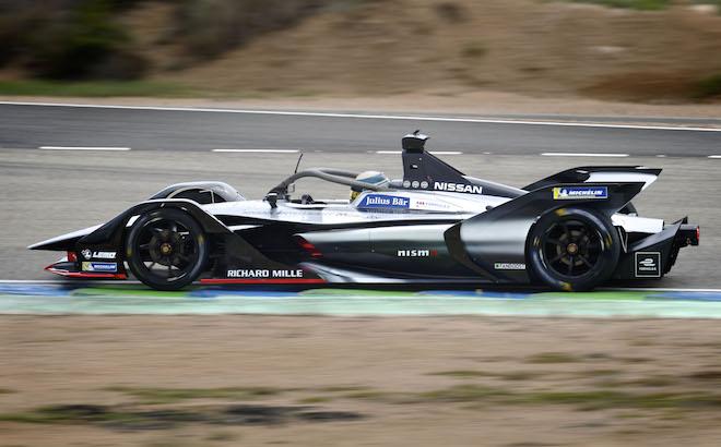 Nissan: cresce la partnership con e.dams, per il debutto in Formula E