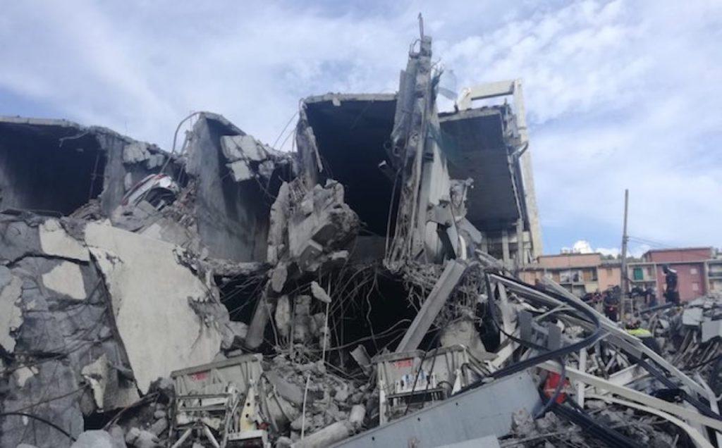 Crollo del ponte a Genova, Commissione del Mit sulla possibile causa: forse da non ricercare nella rottura di uno o più stralli