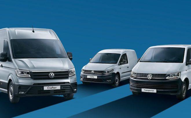 Volkswagen: un settembre di promozioni sui veicoli commerciali