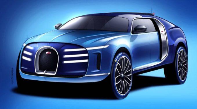 Bugatti: si pensa di dar vita ad un inedito SUV