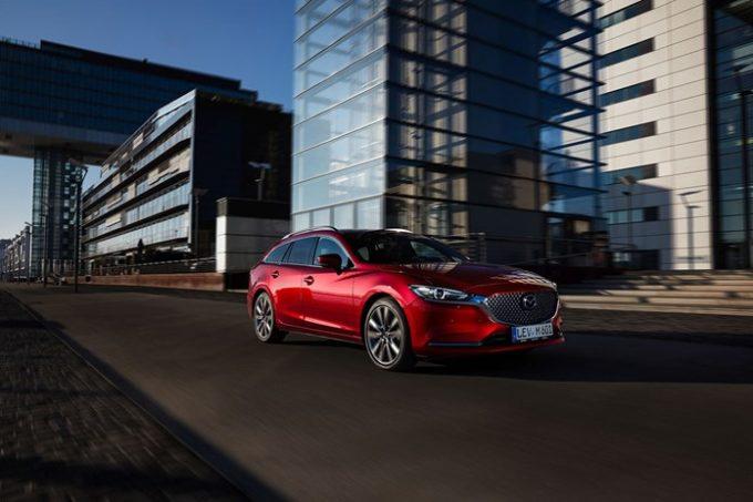 La nuova Mazda 6 conquista le cinque stelle Euro NCAP
