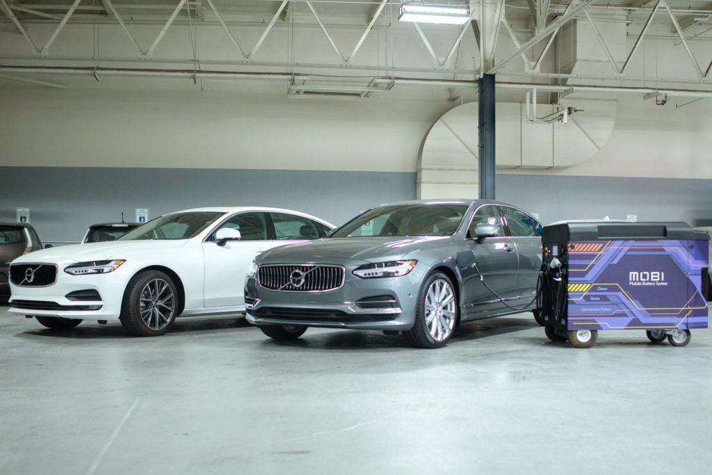 Volvo: accordo con FreeWire Technologies per promuovere la mobilità elettrica