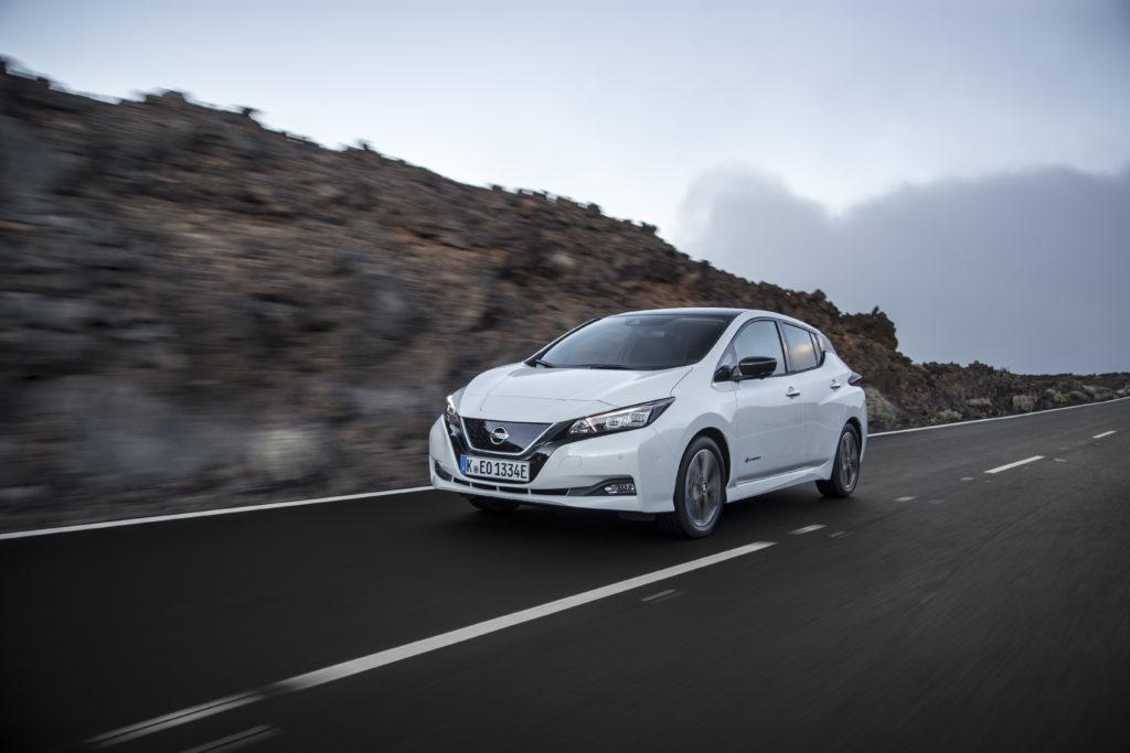 Nissan LEAF: regina delle vendite nel mercato delle auto elettriche
