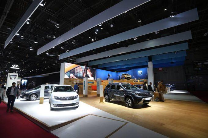 Dacia: novità per motori, gamma ed infotainment al Salone di Parigi 2018 [VIDEO LIVE]
