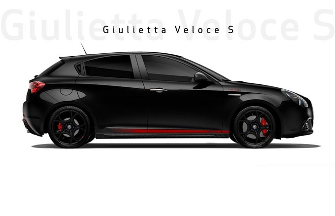 Alfa Romeo Giulietta Veloce S: serie limitata da 200 esemplari