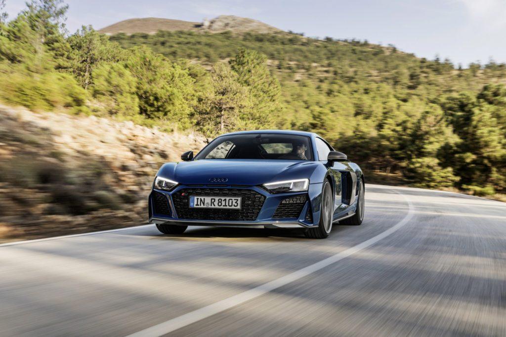 Audi R8 MY 2019