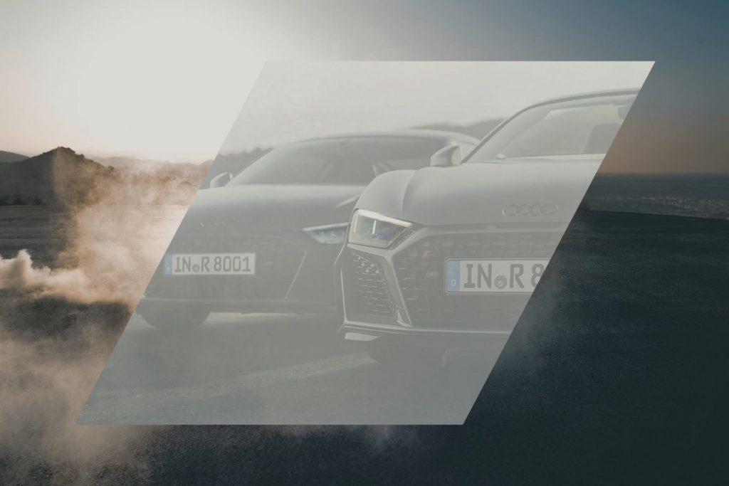 Audi R8, anticipazione sul frontale della nuova generazione [TEASER]