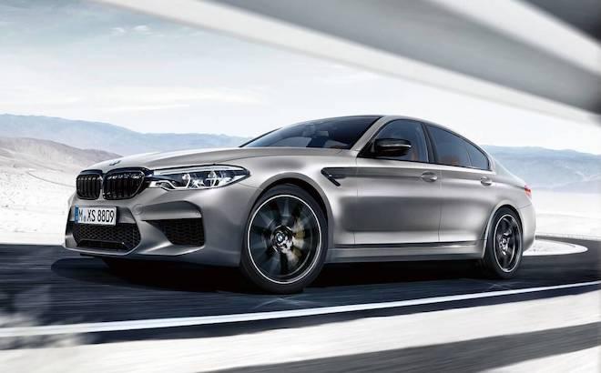 BMW M5 Competition: la sportiva da 625 CV in strada [VIDEO]