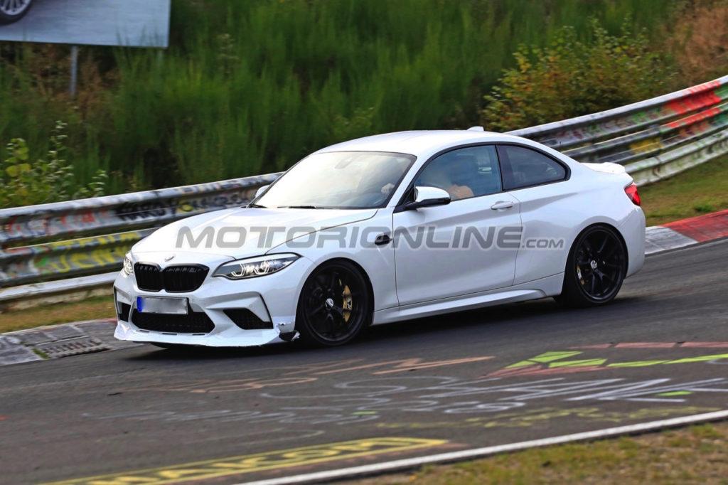 BMW M2 CS: potrebbe essere prodotta a marzo del 2020, la futura generazione di M2 nel 2021?