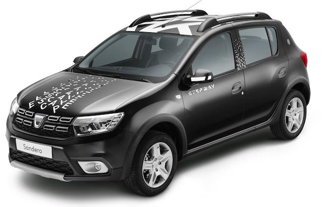 Dacia Sandero Stepway: entra in produzione l'edizione speciale Escape