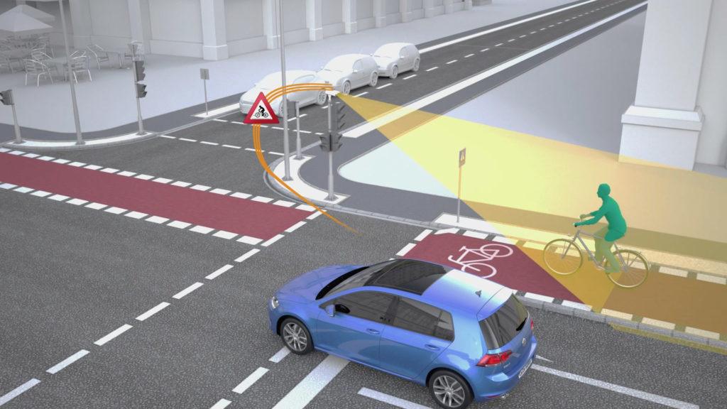 Volkswagen e Siemens insieme per migliorare la sicurezza stradale degli incroci