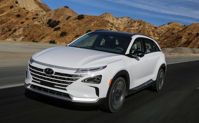 Hyundai Nexo: cinque stelle nella valutazione Euro NCAP [VIDEO]