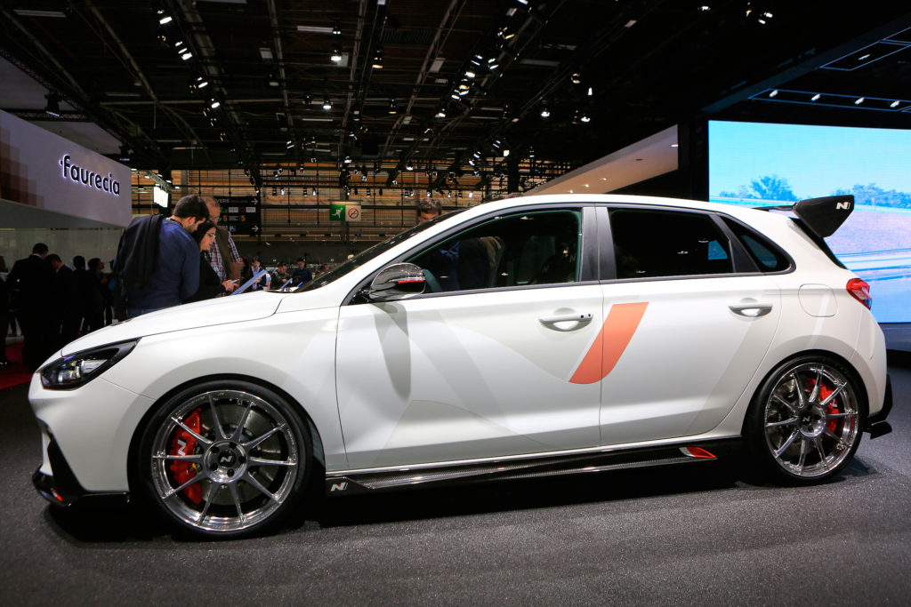 Hyundai i30 N Line e N Option: duplice versione sportiva a Parigi [VIDEO LIVE]