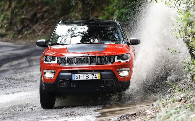 Jeep Compass Trailhawk: la versione più estrema entra sul mercato