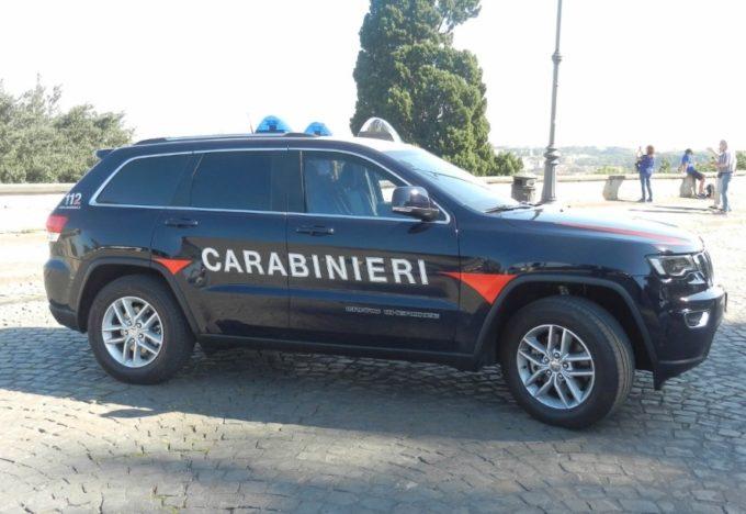 Jeep Grand Cherokee, nuovo ingresso nell'Arma dei Carabinieri