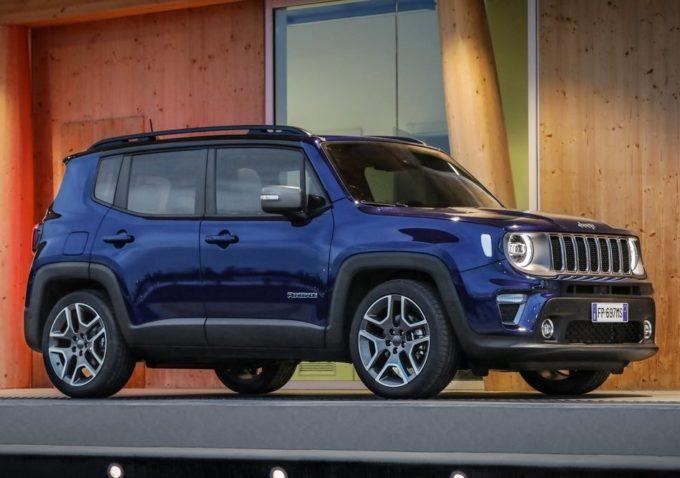 Jeep Renegade ibrida plug-in: il Gruppo FCA stanzia 200 milioni di euro per la produzione a Melfi