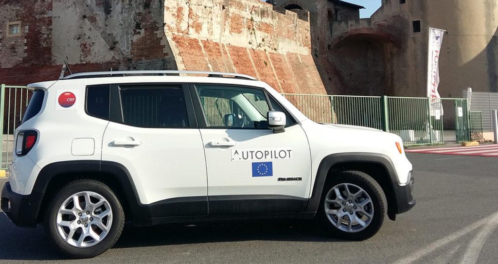 FCA guarda alla guida autonoma al workshop Smart Roads for AD cars