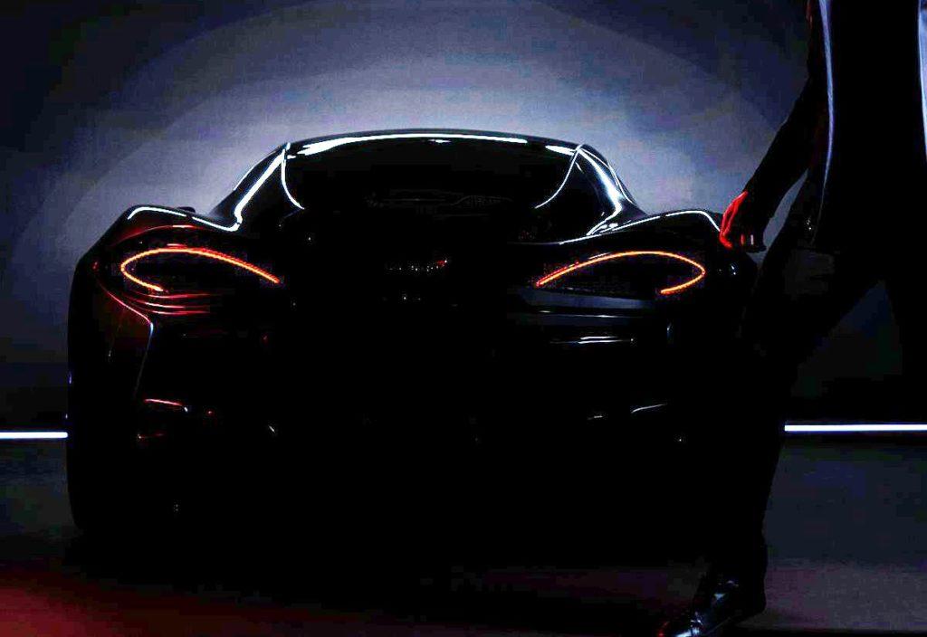 McLaren annuncia la collaborazione con un misterioso brand britannico [TEASER]