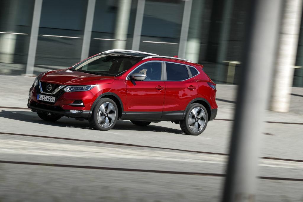Nissan Qashqai, arrivano il benzina turbo 1.3 e il nuovo cambio automatico
