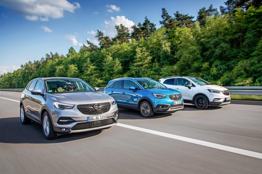 Opel: continua a crescere sul mercato italiano anche a settembre