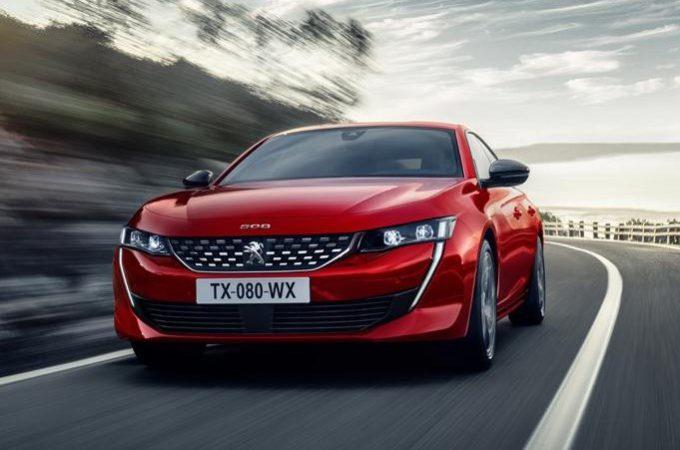 Peugeot 508: il piacere di guida è di casa