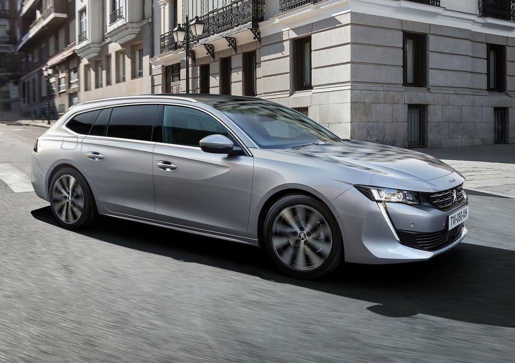 Peugeot 508: con la wagon più spazio alle famiglie