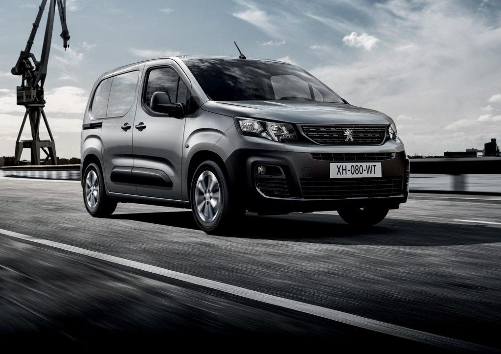 Nuovo Peugeot Partner, annunciati i prezzi per l'Italia: si parte da 14.380 euro