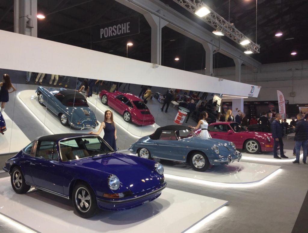 Porsche ad Auto e Moto d'Epoca 2018: tra futuro e tradizione [VIDEO INTERVISTA]